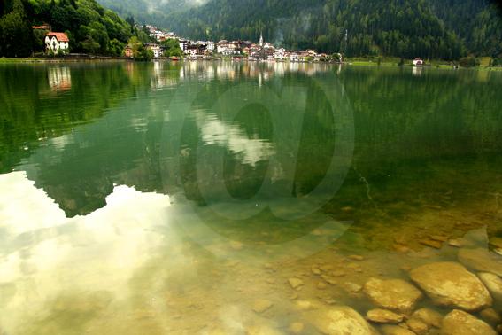 Alleghe, Belluno, Veneto, Dolomiti, Alps, Italia