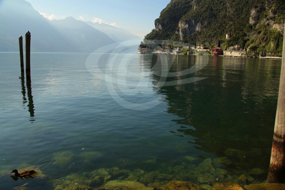 Riva di Garda, Garda lake, Trentino, Alto adagio, Italia